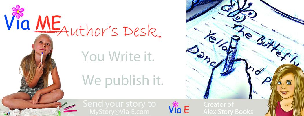 Via Me Authors Desk